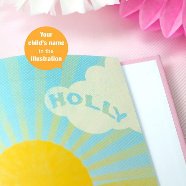 day you were born baby book