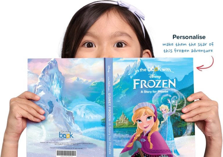 Personalised Disney Frozen