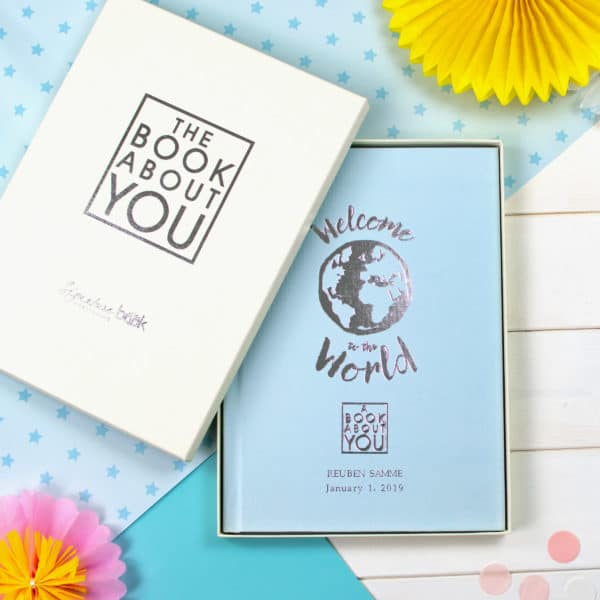 Book About You Welcome to the World