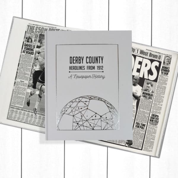 History of football Derby County