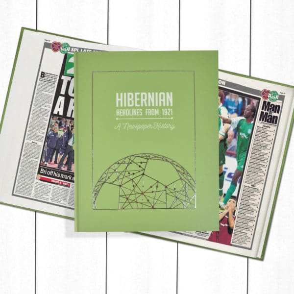 History of football Hibernian