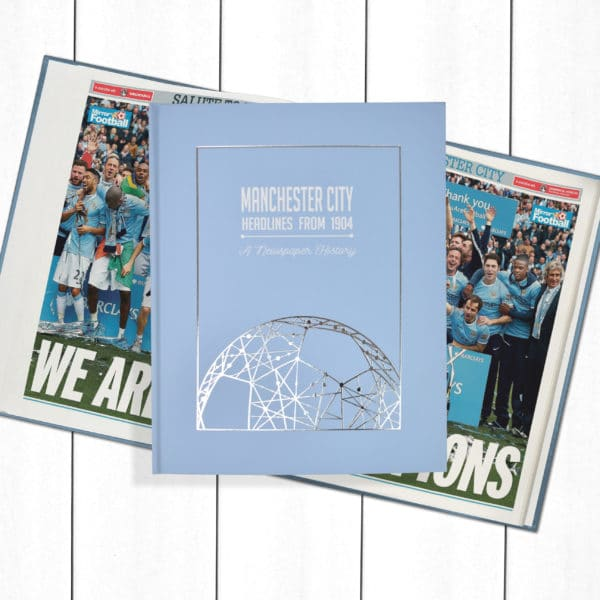 History of football Manchester City