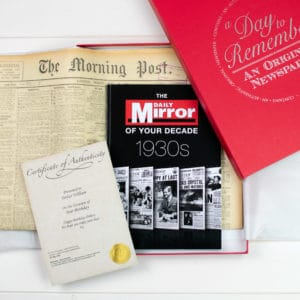 1930s Mirror Decade gift set