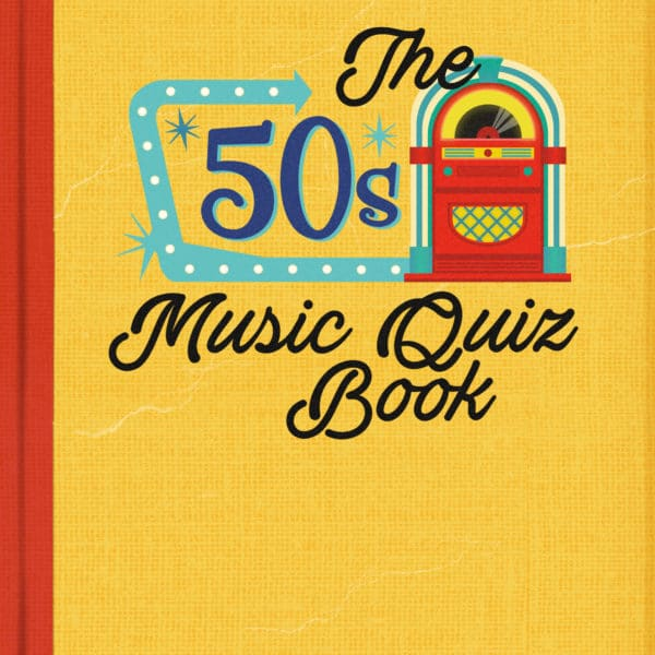 1950s Music Quiz book