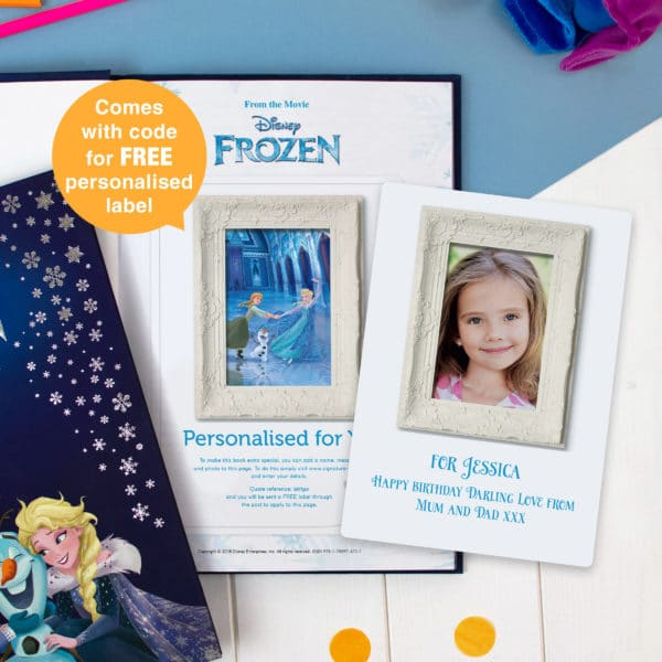 Frozen Collection Personalise Later