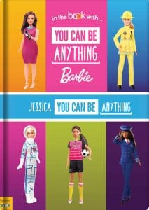 barbie you can be anything book