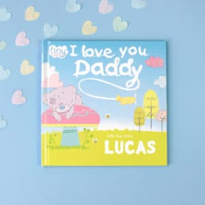 Tiny Tatty Teddy Daddy Book
