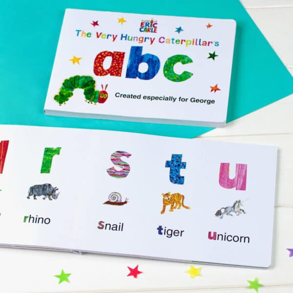 Very Hungry Caterpillar Alphabet Book