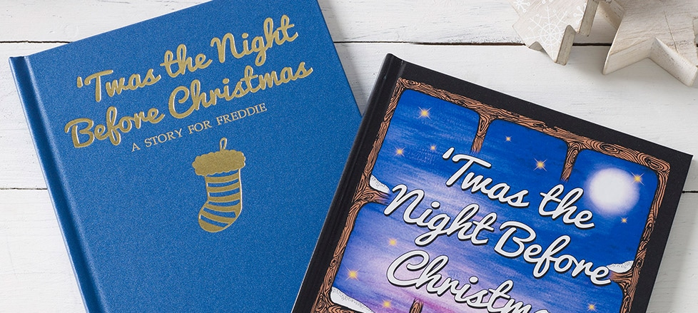Best Personalised Books for Christmas