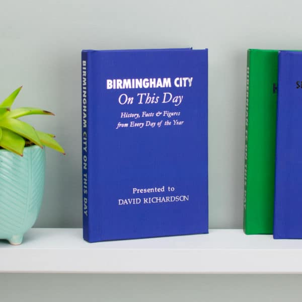 Birmingham On this Day Football Facts Book
