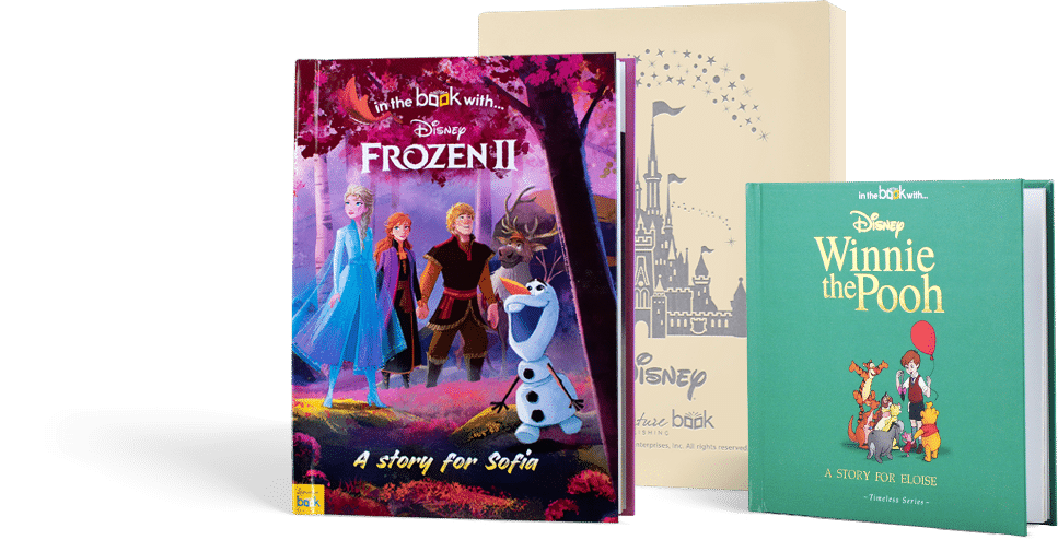 Personalised Disney Books
