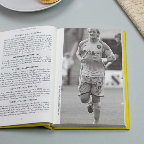 Norwich On this Day Football Facts Book