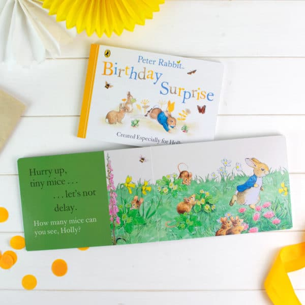 peter rabbit book for toddlers