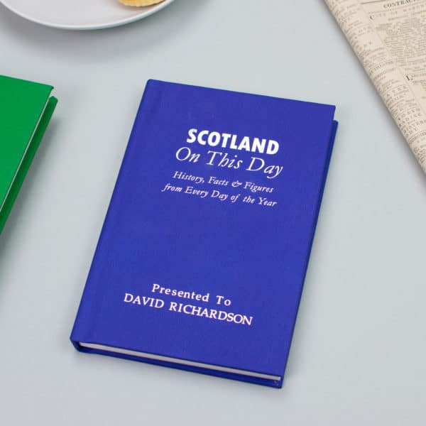 Scotland On this Day Football Facts Book
