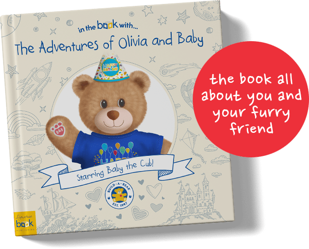 build-a-bear book