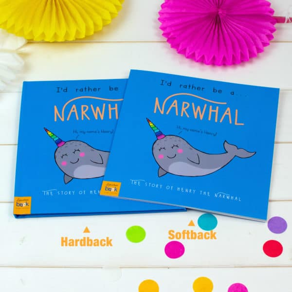 narwhal children's book