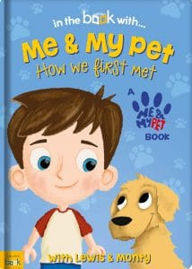 me and my pet book
