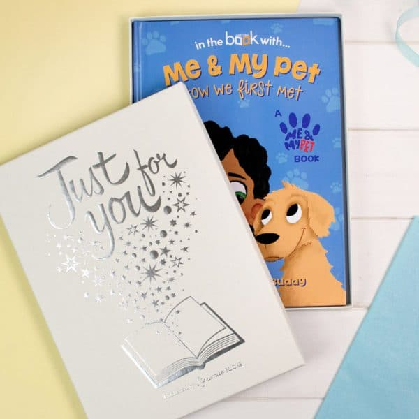personalised dog book
