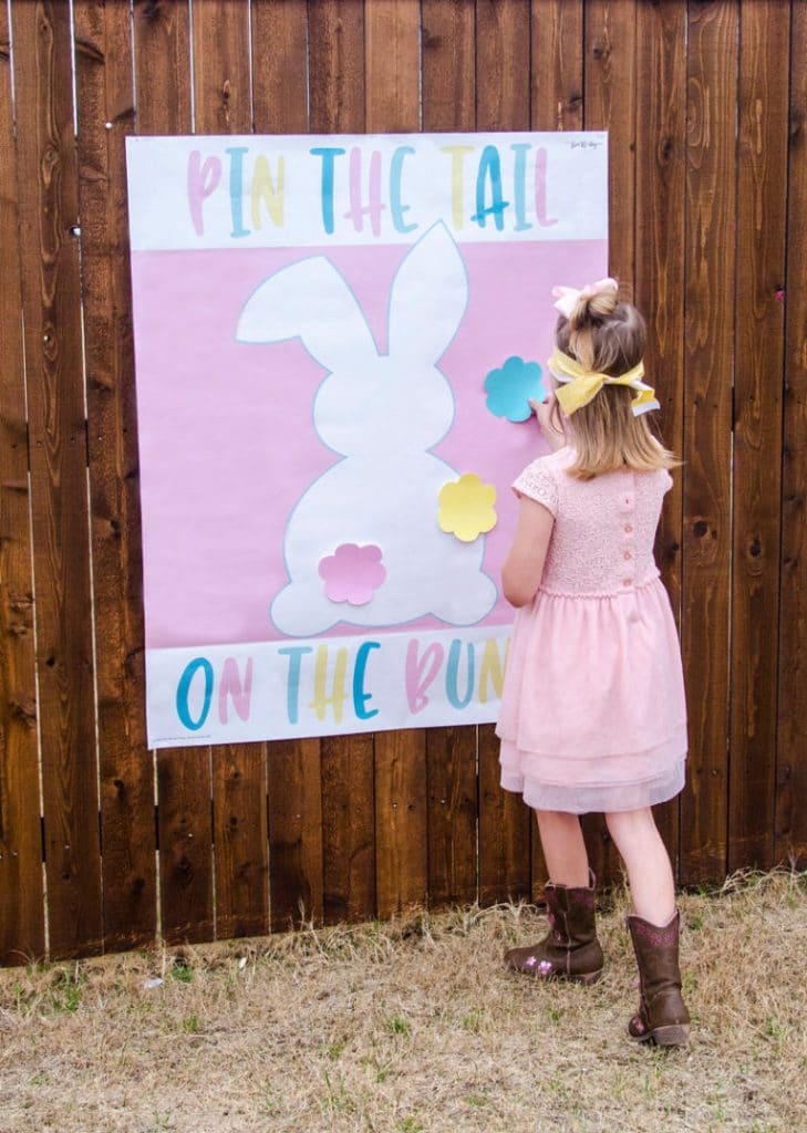 Pin-The-Tail-on-The-Bunny