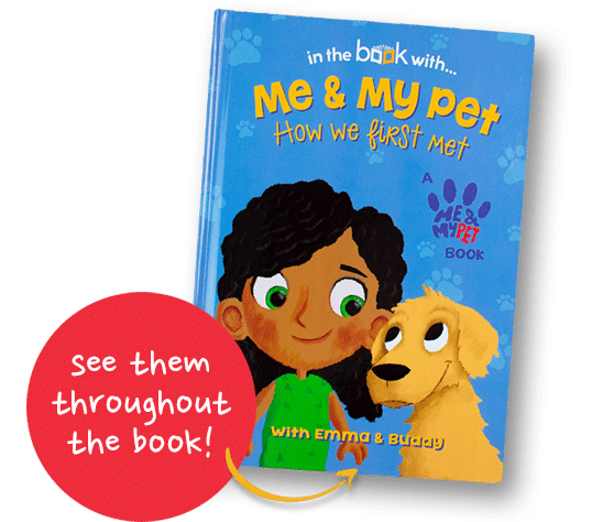 personalised pet book