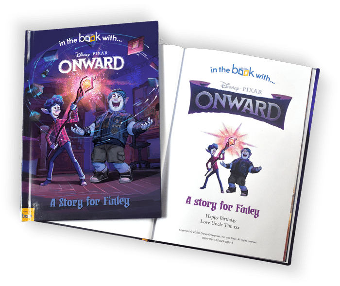 Disney Onward Book