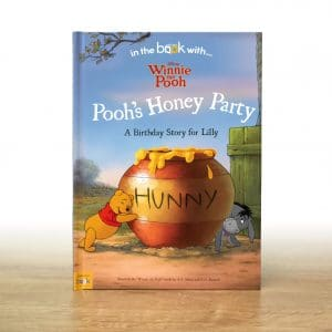 winnie the pooh story book