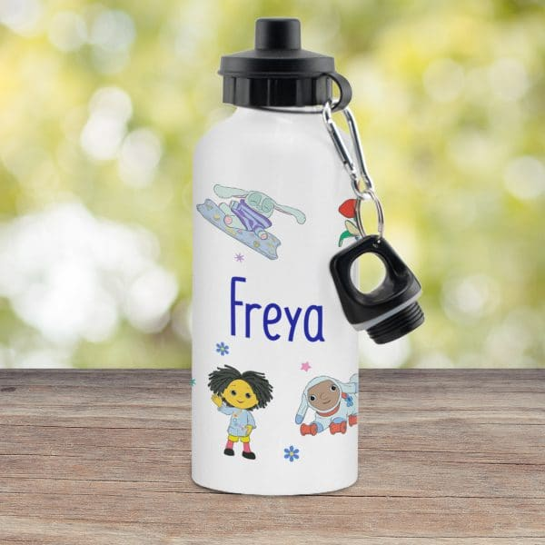 personalised moon and me bottle