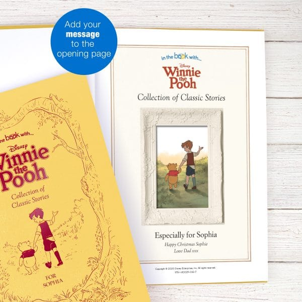 winnie the pooh classic storybook collection