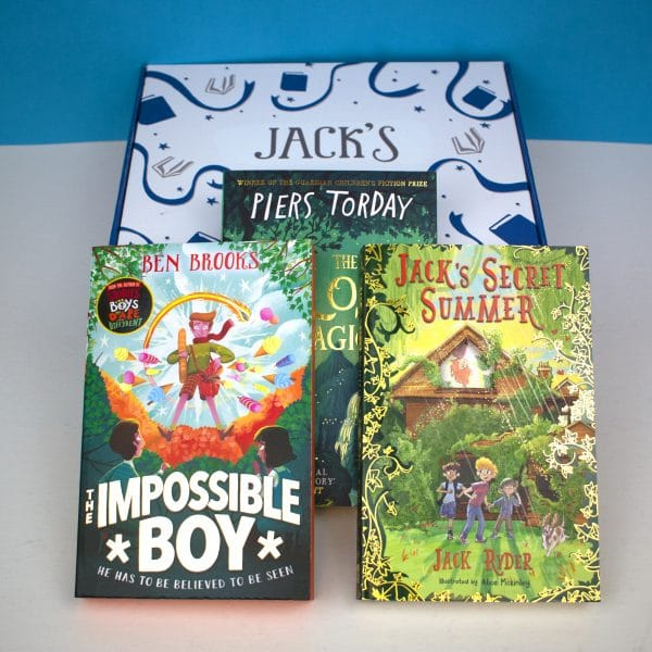 set of books for boys