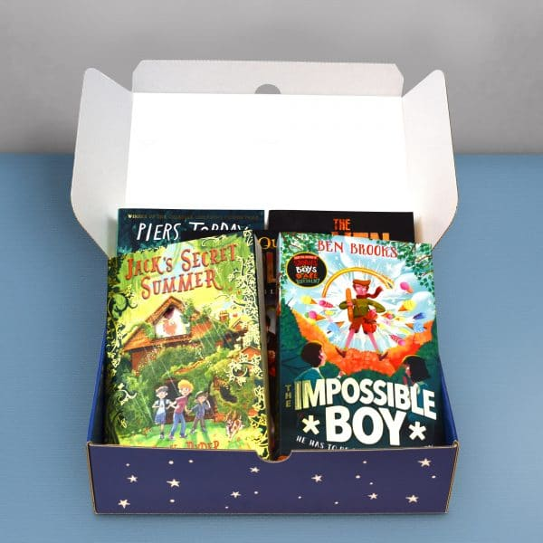 book collection for boys