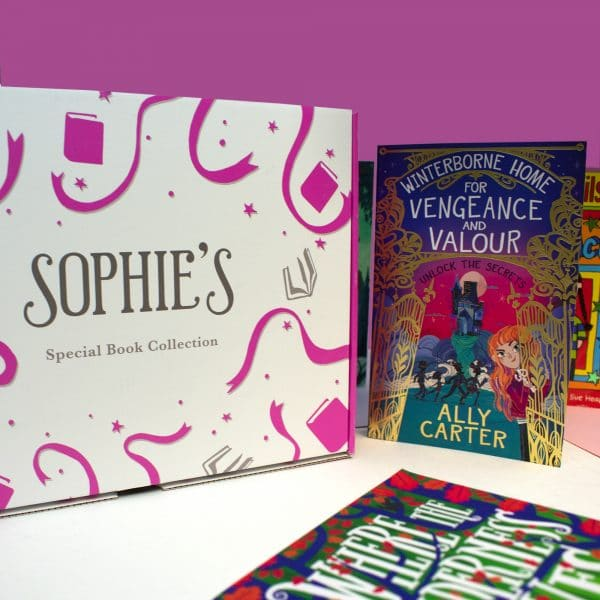 book box set for girls
