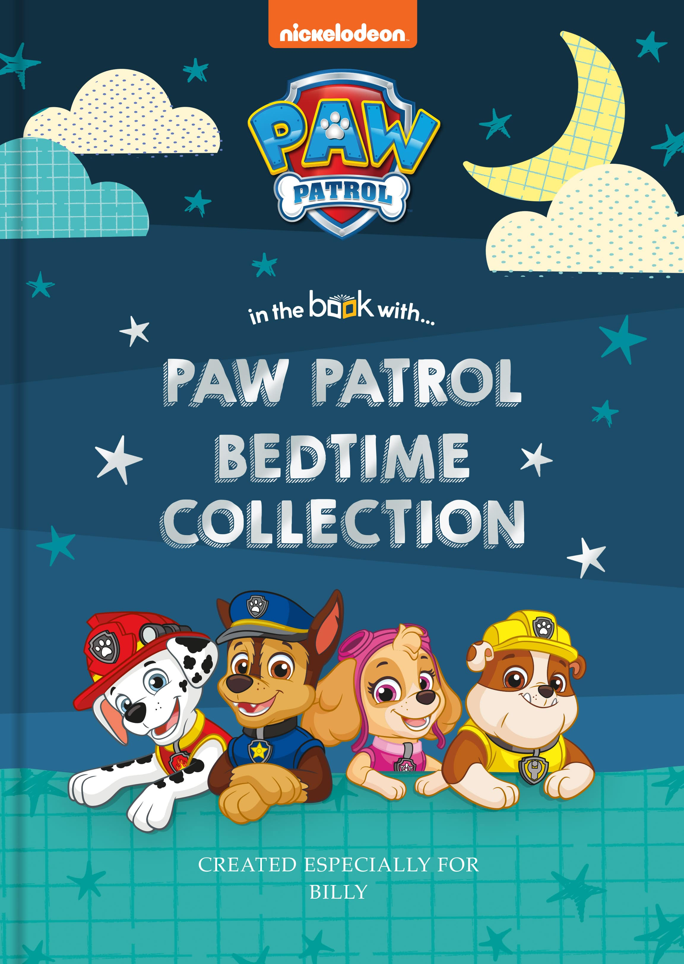 paw patrol collection book