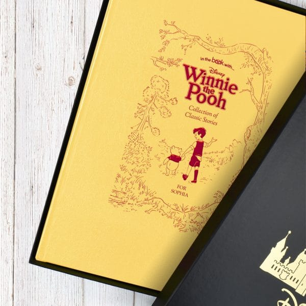winnie the pooh collection book