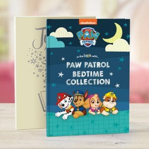 Paw Patrol Personalise Later