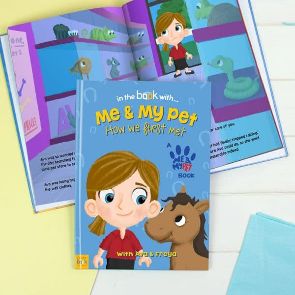 me and my pet horse book
