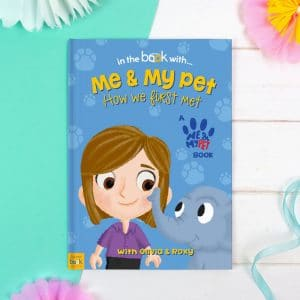 me and my pet elephant book