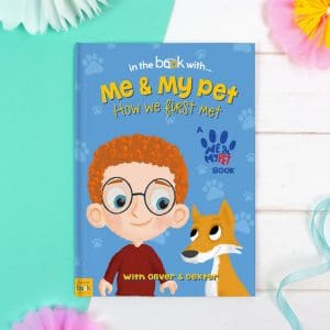Me and My Pet Fox Book