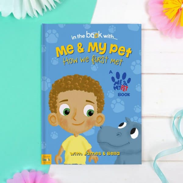 me and my pet hippo book