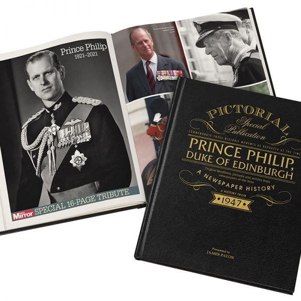 prince philip pictorial newspaper