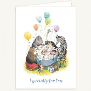 Greeting Card Especially For You