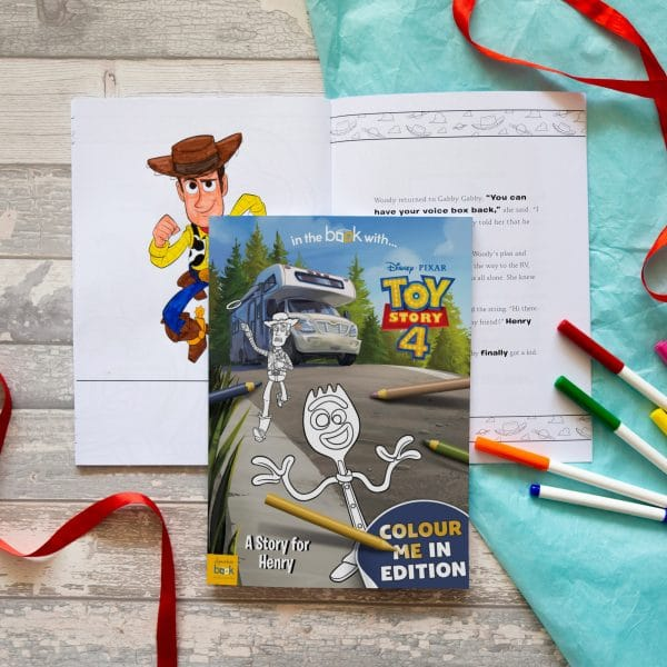 toy story colouring book