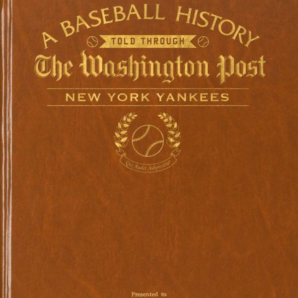 History of Baseball NY Yankees