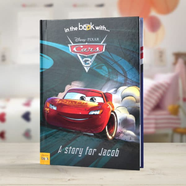 Personalized Disney Cars 3 Story