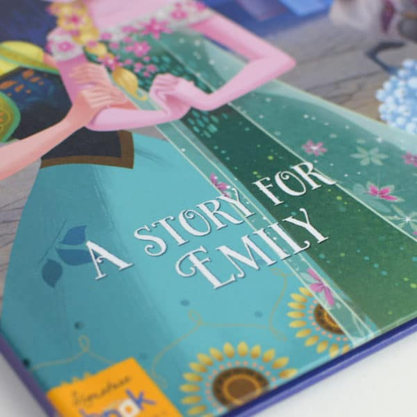 Personalized frozen fever book