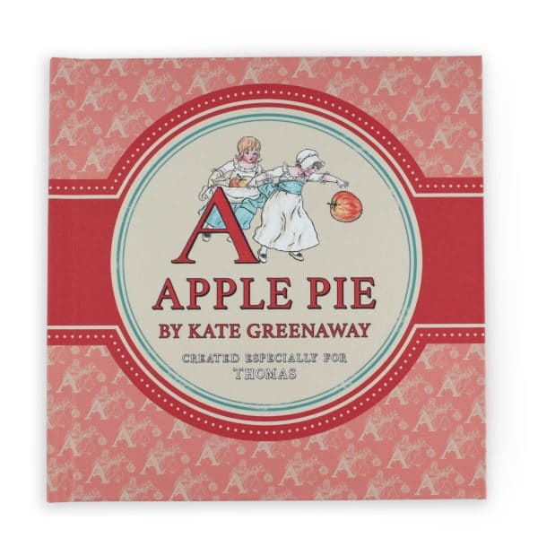 A is for Apple Pie Book