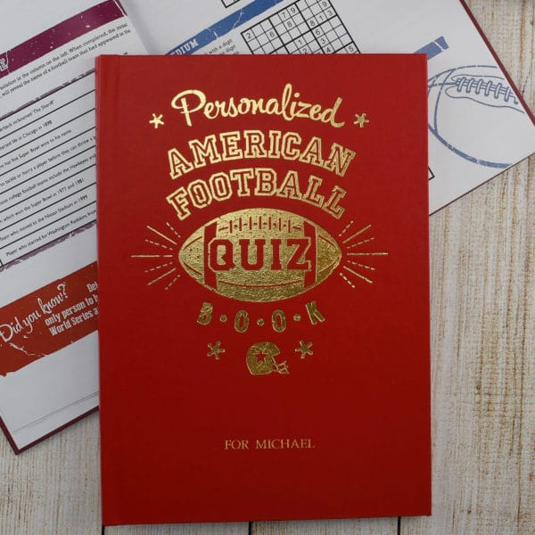 Football Quiz Book