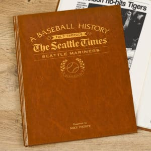 Mariners baseball book