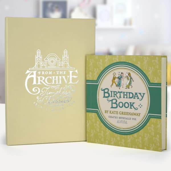 Birthday Book for Children
