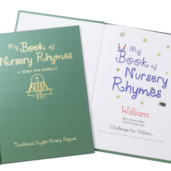Book of Nursery Rhymes