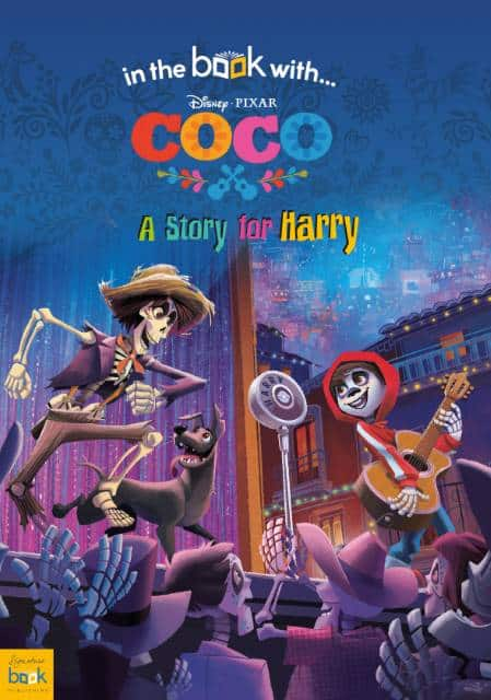 Personalized Disney Coco Story